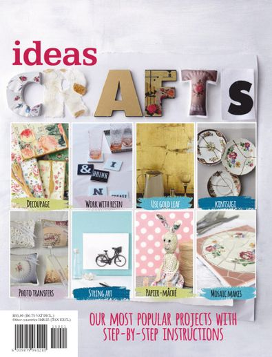 Craft Ideas digital cover