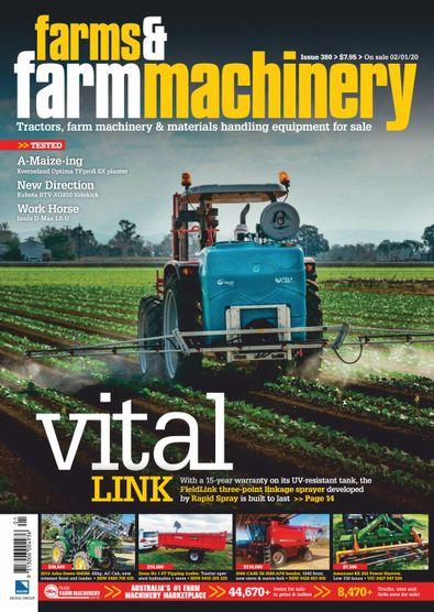 Farms and Farm Machinery digital cover
