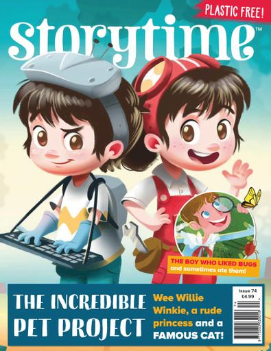 Storytime digital cover