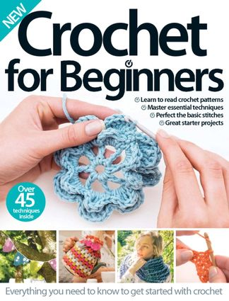 Crochet For Beginners digital cover