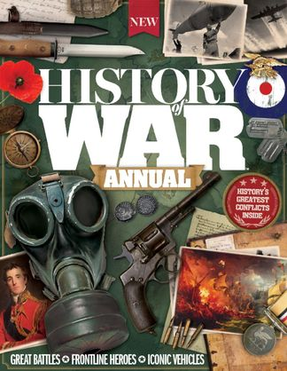 History Of War Annual digital cover