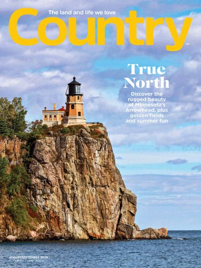 Country digital cover