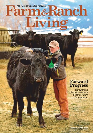 Farm and Ranch Living digital cover