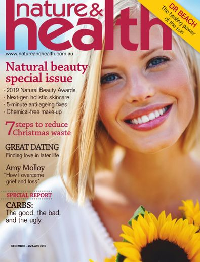 Nature & Health digital cover