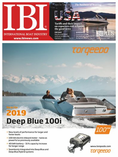 International Boat Industry digital cover