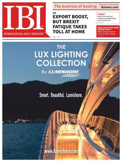 International Boat Industry digital cover