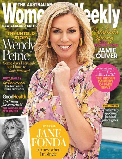 Australian Women's Weekly NZ digital cover