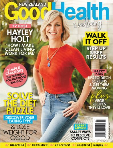 Good Health Choices Magazine NZ digital cover