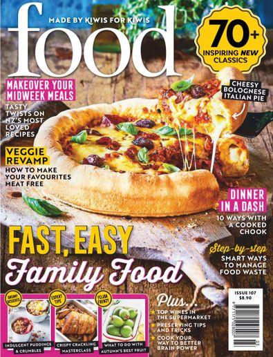 Food digital cover