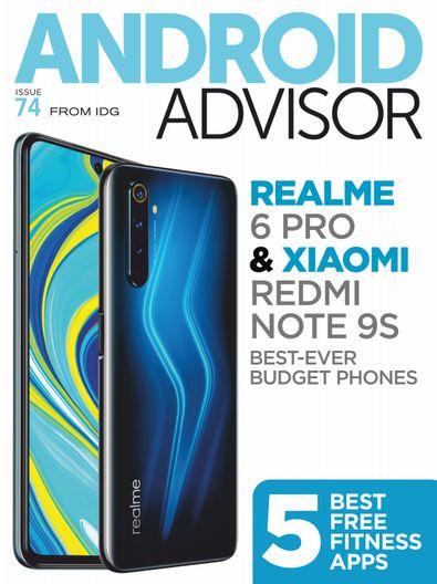 Android Advisor digital cover
