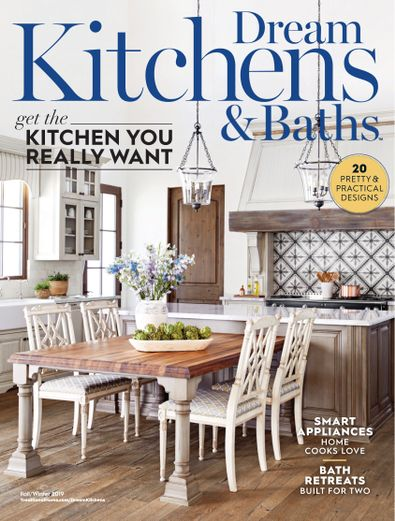 Dream Kitchens & Baths digital cover