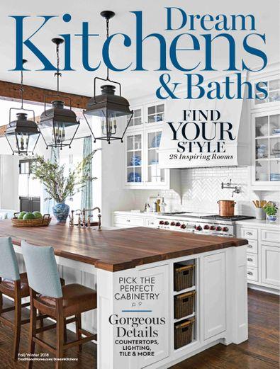 Dream Kitchens & Baths digital cover