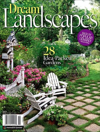 Dream Landscapes digital cover