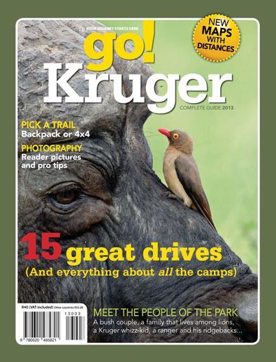 go Kruger digital cover