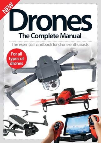 Drones The Complete Manual digital cover
