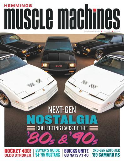 Hemmings Muscle Machines digital cover