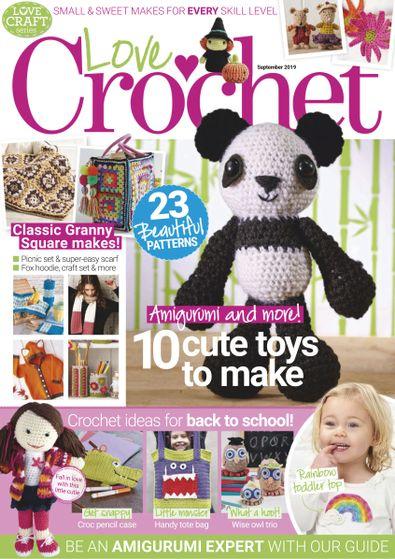 Love Crochet digital cover