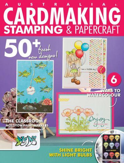 Cardmaking Stamping & Papercraft digital cover
