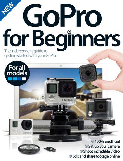GoPro For Beginners digital cover