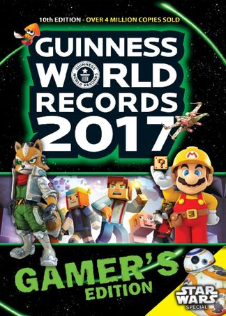 Guinness World Records 2017 Gamer's Edition digital cover