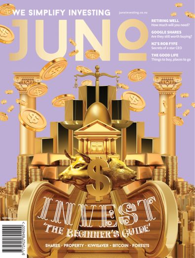 Juno Magazine digital cover