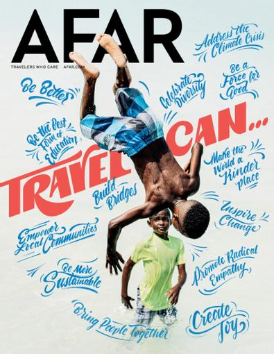 AFAR digital cover