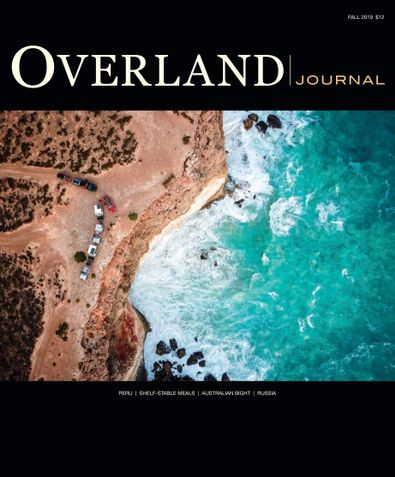 Overland Journal digital cover