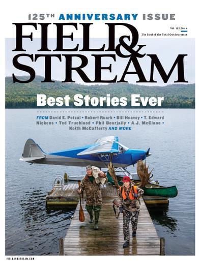 Field & Stream digital cover