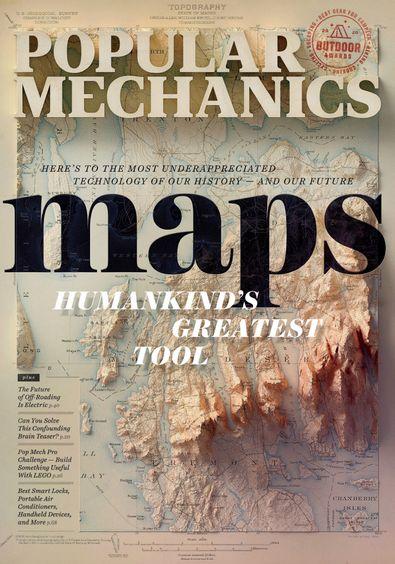 Popular Mechanics digital cover