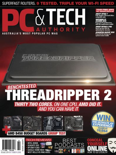 PC & Tech Authority digital cover
