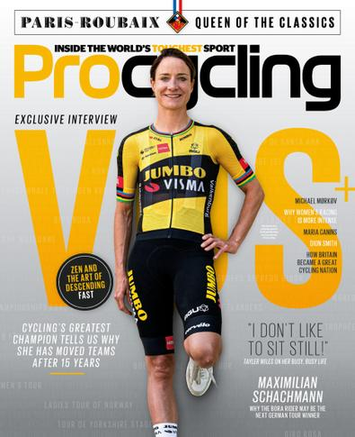 Procycling digital cover