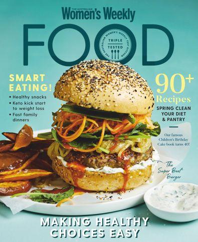 The Australian Womens Weekly Food digital cover