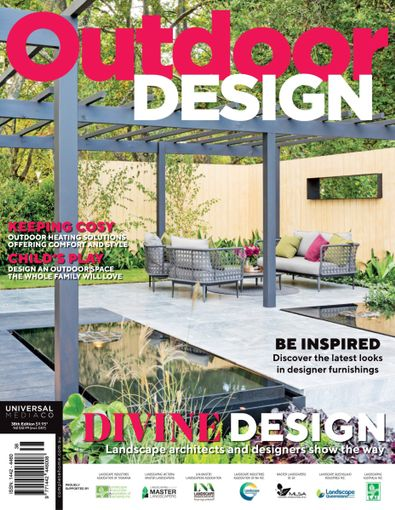 Outdoor Design & Living digital cover