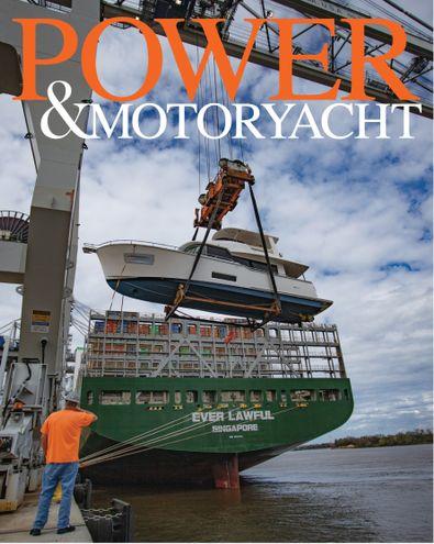 Power & Motoryacht digital cover