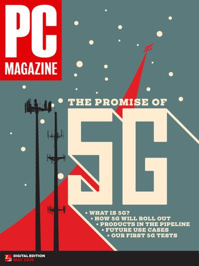 PC Magazine digital cover