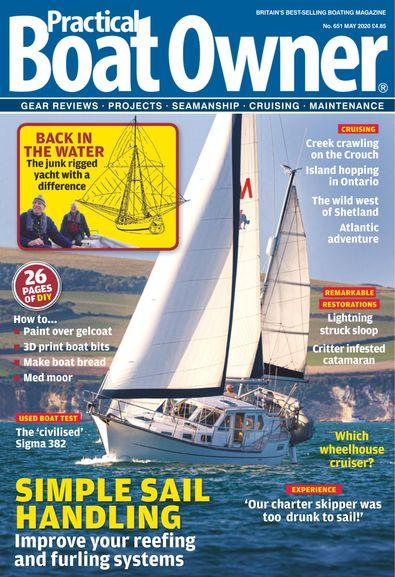 Practical Boat Owner digital cover