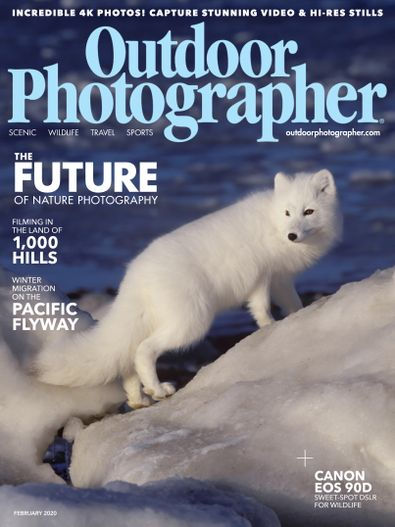 Outdoor Photographer digital cover
