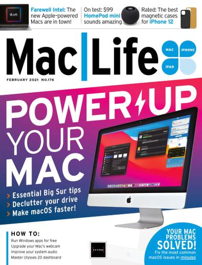 MacLife digital cover