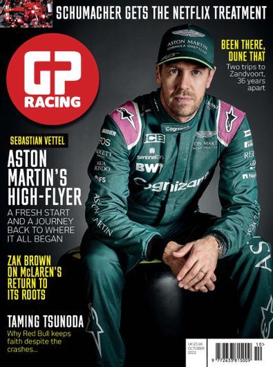 F1 Racing UK digital cover