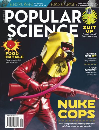 Popular Science Australia digital cover