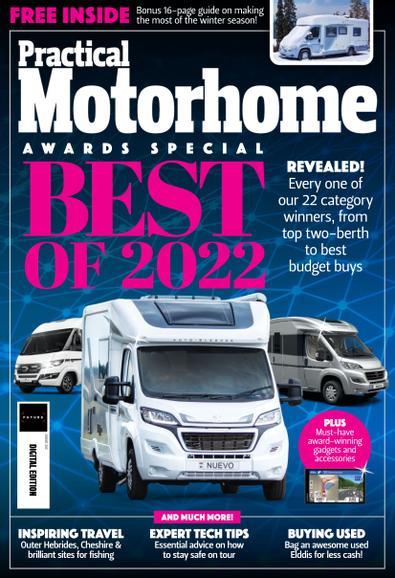 Practical Motorhome digital cover
