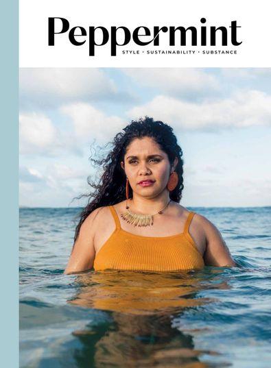 Peppermint Magazine digital cover