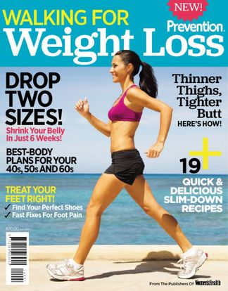 Prevention Special Edition - Walking for Weight Lo digital cover