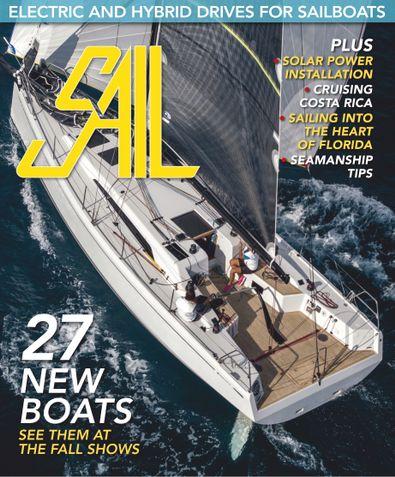 SAIL digital cover