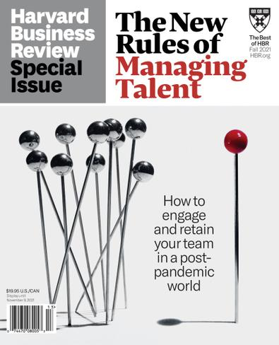 Harvard Business Review OnPoint digital cover