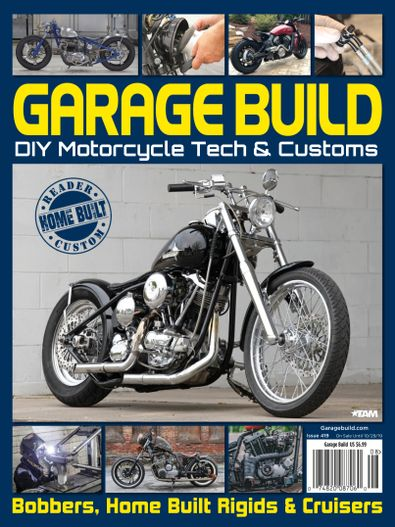 American Iron Garage digital cover