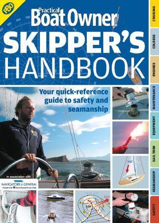 Practical Boat Owner Skippers' Handbook digital cover