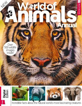World of Animals Annual digital cover