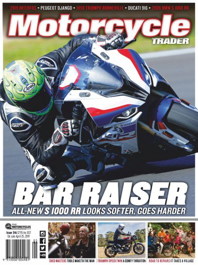 Motorcycle Trader digital cover