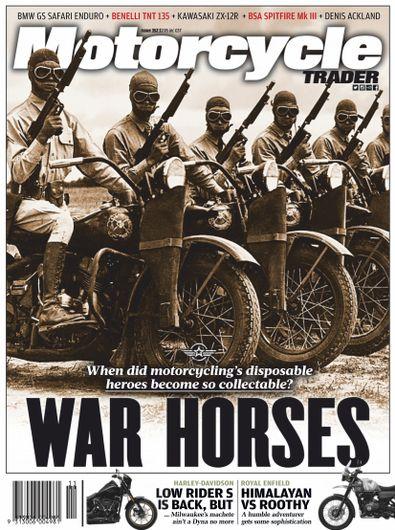 Motorcycle Trader digital cover